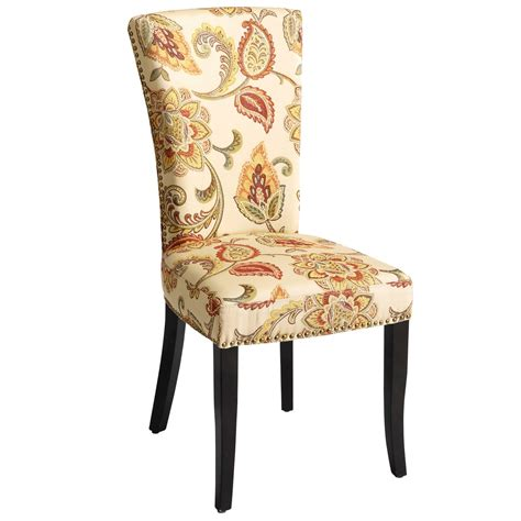 Pier 1 Dining Room Chairs by Adelaide Ochre Floral Dining Chair Pier 1 Imports