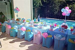 Retro Cinderella Kids Party Table by Supakids SA - Cape ...
