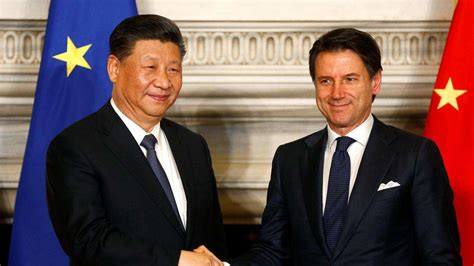 Giuseppe conte 'confident' italy's economy will grow. Italy, China sign new 'Silk Road' protocol worth 2.5 ...