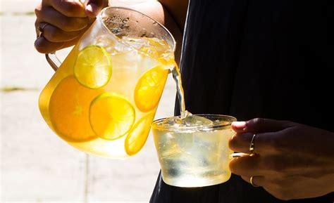 recipe citrus squash iced tea   tea bath echo