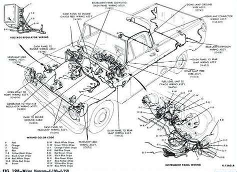 ford   headlight wiring diagram auto electrical wiring diagram
