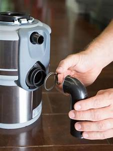 How To Install A Garbage Disposal