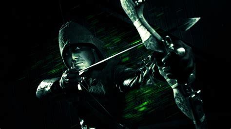wallpaper green arrow oliver queen dc comics superhero