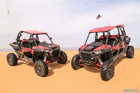 Four Seater by Shootout Two Seater Vs Four Seater Utv Dirt Wheels