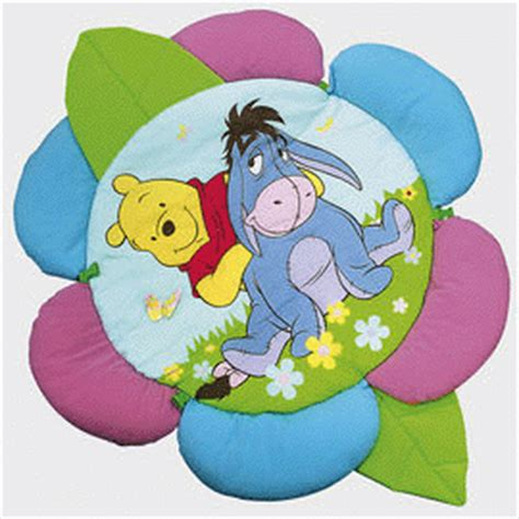 tapis d eveil arche disney baby winnie the pooh plushtoy
