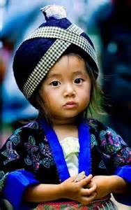 Beautiful Children From Thailand