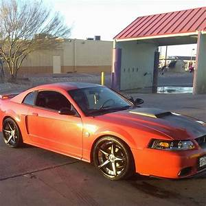 2004 SN95 New Edge V8 Ford Mustang Manual Transmission For Sale - Seat Time Cars