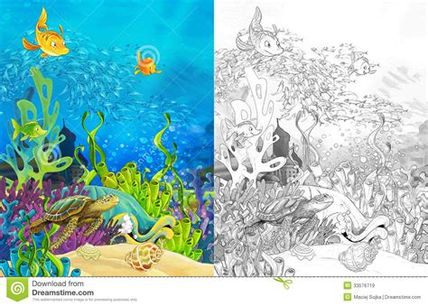 ocean   mermaids coloring page royalty