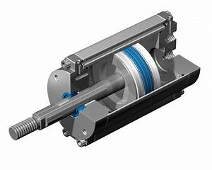 Pneumatic Actuators from Stoneleigh Engineering Services ...