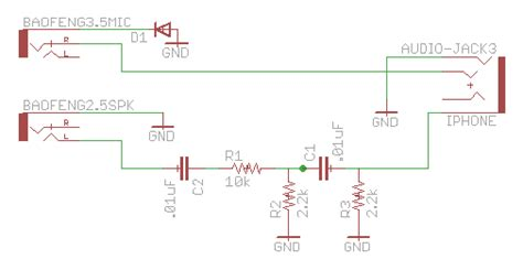 Signal How Build Trrs Headphone Jack With