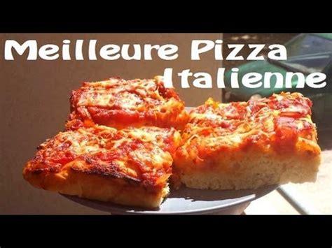 recette de la vraie pizza italienne de m 233 m 233