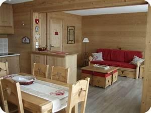 Plaisir D Interieur Deco Montagne : d coration appartement montagne ~ Dallasstarsshop.com Idées de Décoration