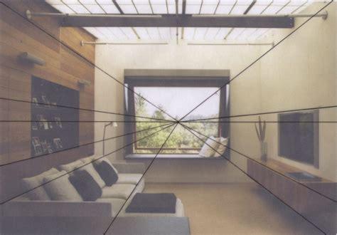 chambre en perspective dessin chambre en perspective point de fuite chaios com