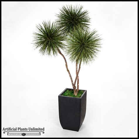 Indoor Faux Topiary Plants & Trees  Artificial Plants