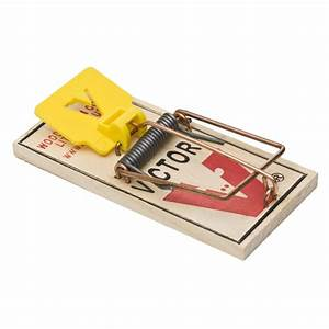 Victor U00ae Easy Set U00ae Mouse Snap Trap