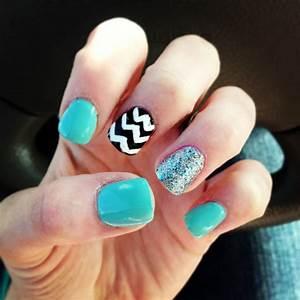 Cute nail design. | Nails | Pinterest