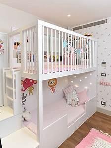 Kleinkind Zimmer Mädchen : 519 besten gyerekszoba bilder auf pinterest kleinkind ~ Michelbontemps.com Haus und Dekorationen