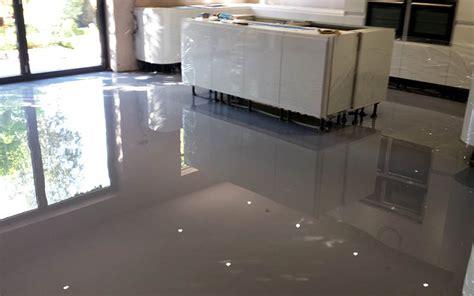 resin flooring surrey poured resin flooring polished