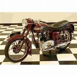 160  1955 Triumph 5t Speed Twin Motorcycle  500cc