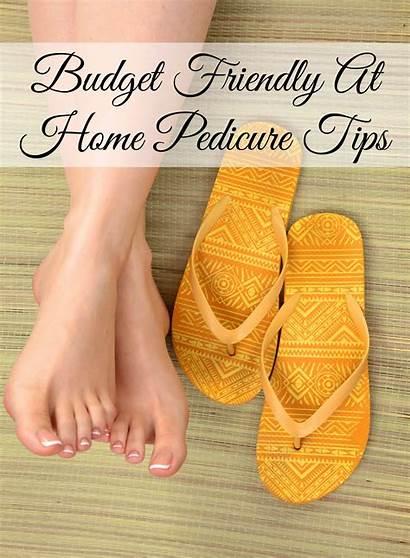 Pedicure Tips Budget Friendly Farmerswiferambles Wife Budgeting