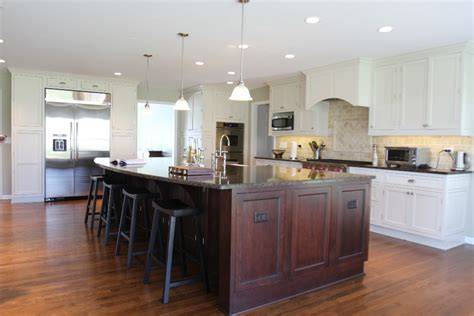 modern kitchen island with seating awesome large kitchen islands with seating my home