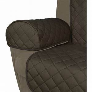 Recliner chair arm covers furniture protector lazy boy for Furniture covers for lazy boy recliners