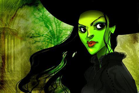 wicked sobre  extraordinaria bruxa  oeste missao ficcao