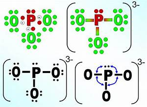 Structure of Phosphate Ion images