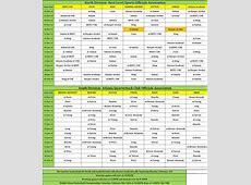 Basketball Middle School Basketball Schedule
