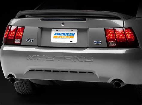 Smoked Out Tail Lights mustang tail lights 99 04 smoked covers or tint