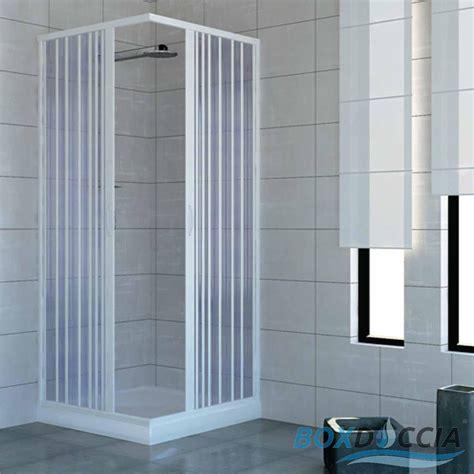 Duschkabine Dusche Duschabtrennung Duschwand Eckig