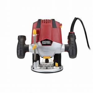 1 2 Hp Variable Speed Plunge Router