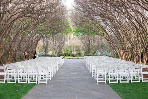 dallas arboretum botanical gardens wedding from michele