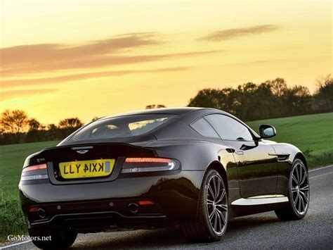 Aston Martin Db9 Carbon Edition 2018 Photos Reviews