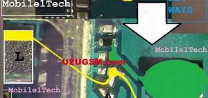 Samsung Galaxy Star S5282 Power On Off Key Button Switch