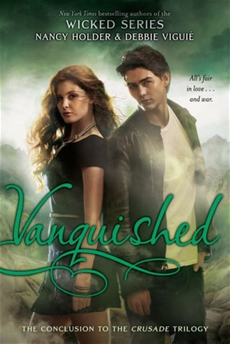 vanquished crusade   nancy holder