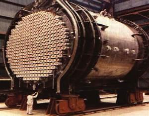 Candu Reactor Calandria  Source        Nuclearfaq Ca