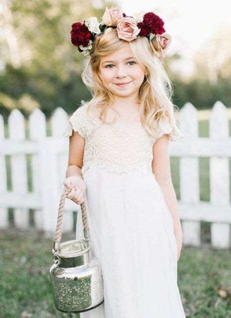 fall flower girl outfits     cute