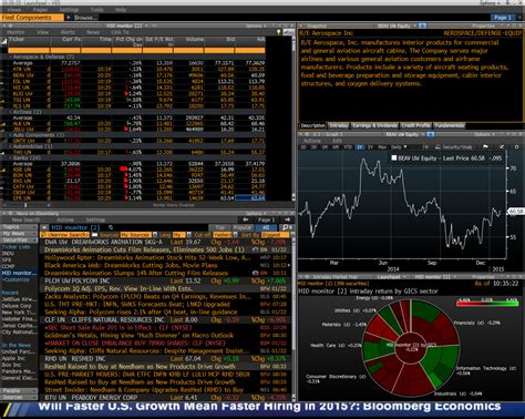 bloomberg terminals     learn