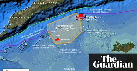 Australia And Timor Leste Sign Historic Maritime Border