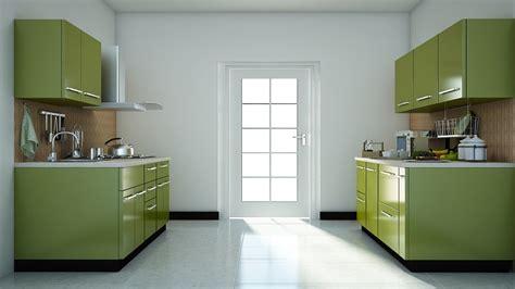 parallel kitchen ideas parallel shaped modular kitchen designs