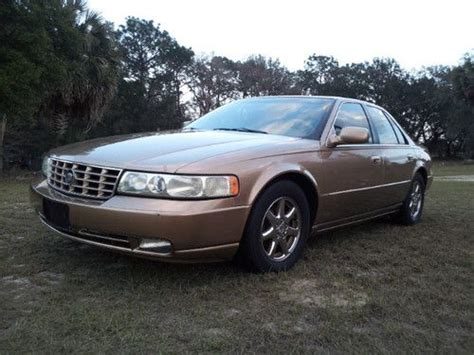 Purchase Used Cadillac Seville Sts Loaded Leather Low