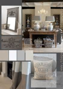 French Country Living Room Color Schemes Grey