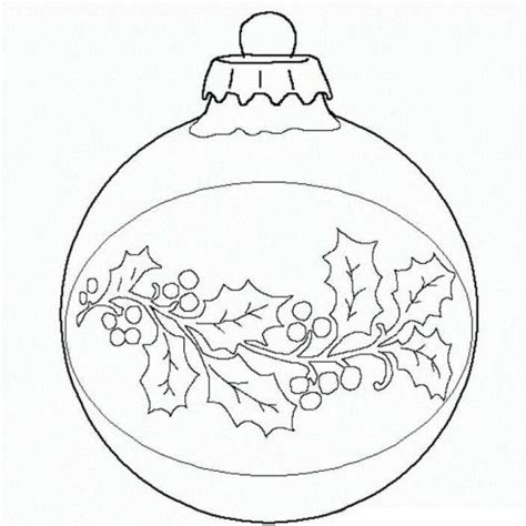color christmas ball ornament template ornament coloring page would work great for a paint pattern or for
