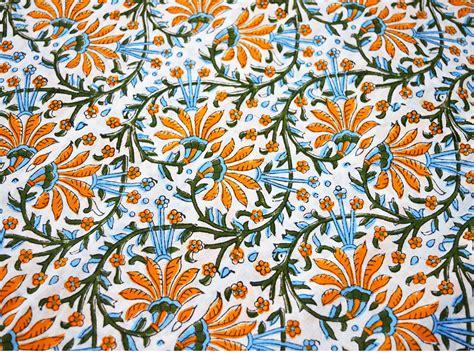printing on cotton fabric block print cotton fabric hand printed fabric