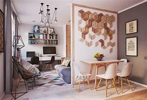 Wohn Schlafzimmer In Einem Raum : wohnideen f r kleine r ume 25 wohn schlafzimmer ~ Markanthonyermac.com Haus und Dekorationen