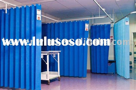hospital disposable privacy cubicle curtain for sale
