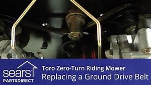 How To Replace A Toro Zero