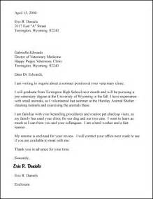 Cover Letter For Employment Sle Wyoming Career Explorer Your Resume