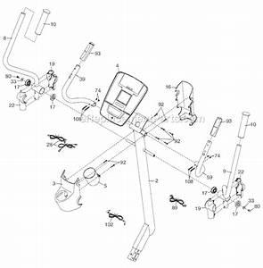 Nordictrack Ntccel706100 Parts List And Diagram   Ereplacementparts Com
